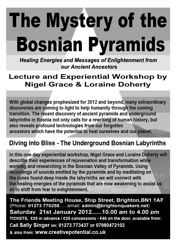 The Mystery of the Bosnian Pyramids